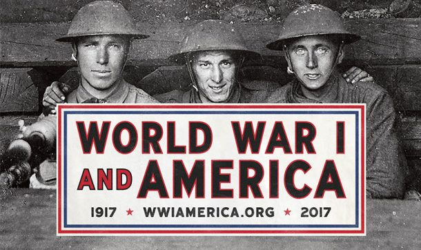 WWI and America Exhibit