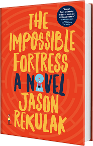 Books & Brew: The Impossible Fortress by Jason Rekulak