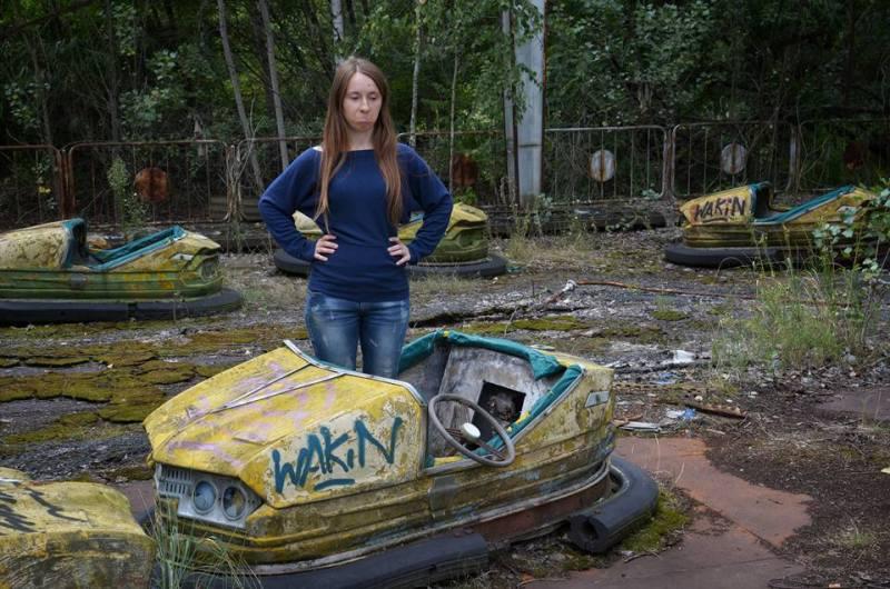 Czarnobylska Strefa Zamknięta
