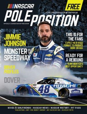 NASCAR Pole Position Dover in June 2017