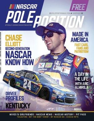 NASCAR Pole Position Kentucky in July 2017