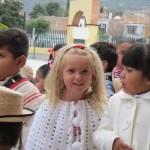 День рождения в школе в Мексике