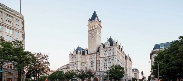 donald trump violates the domestic emoluments clause