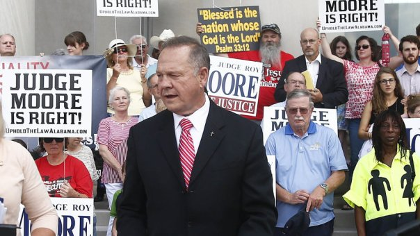 roy moore for senate