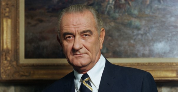 lyndon johnson the path to power