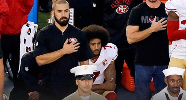 Colin Kaepernick vs Donald Trump, a double standard