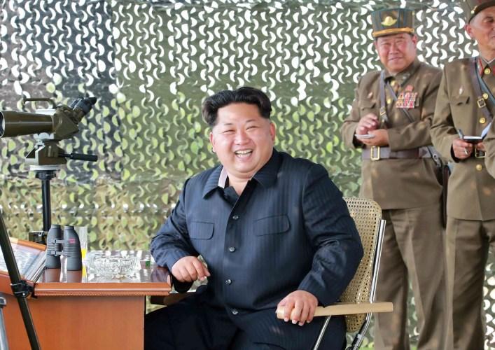 Kim Jong-un. Foto: AFP / KCNA VIA KNS