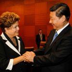 Presidenta Dilma Rousseff e o Presidente da China, Xi Jinping. Foto: Roberto Stuckert Filho/ PR