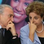 Para sobreviver, Dilma Rousseff precisa responder à mobilização de Michel Temer e do PMDB para removê-la do poder. Foto: Lula Marques/ Agência PT