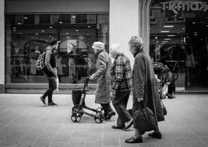 Prepared for old age? Image: Florian / Flickr / Creative Commons