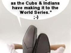 CONGRATULATIONS Chicago Cubs