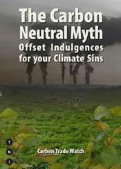 The Carbon Neutral Myth
