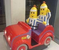 Banana methane powered cars