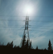 electricial tower