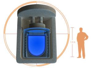 hyperion mini nuclear reactor
