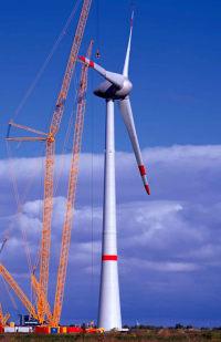 Enercon e-126 wind turbine