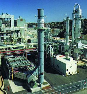Razer Tech geothermal plant
