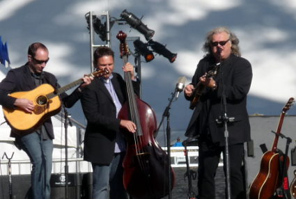 Ricky Skaggs at Hardly Strictly Bluegrass