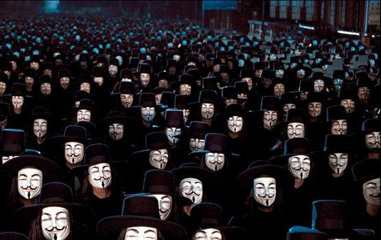 Credit: V for Vendetta