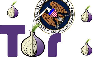NSA uses Google ads to track Tor users