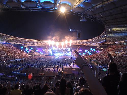 Muse @ Roma - Stadio Olimpico