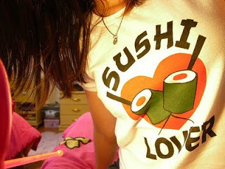 Picture it……..Sushi