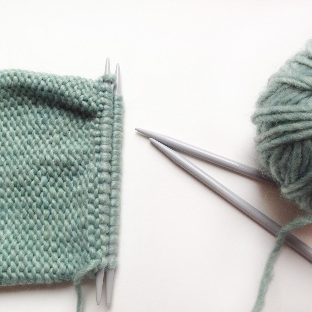 3 Needle Bind Off