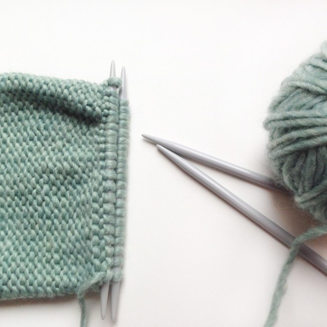 knit 3 needle bind off