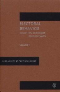 Library of Electoral Behaviour/Electoral Behavior