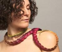 Maggie Maggio, Temptation, 2012  14 x 14 x 5 inches, polymer  photo: Courtney Frisse