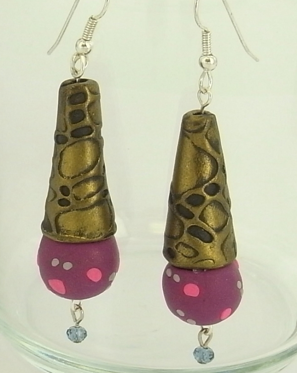 Souffle-Cone-Earrings