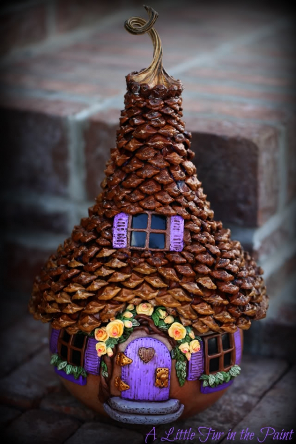 How-To: Fairy Houses – Polymer Clay