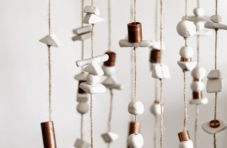 Tutorial: Clay Mobiles
