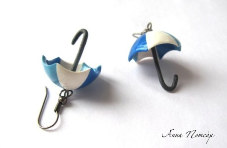 Polymer Clay Umbrellas