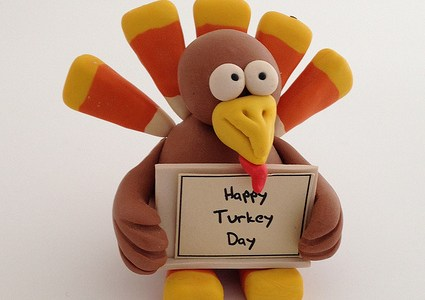 Happy Turkey Day! with Polymer Clay of Course