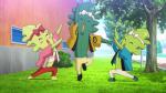 【6月20日(金)】おはスタ・きょうの妖怪 – ワカメくん、コンブさん、メカブちゃんの紹介