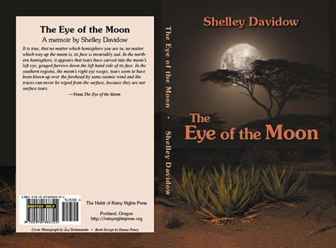 The Eye of the Moon Cover