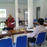 BAPPEDA Monitoring BKM Mandiri