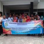 Pelatihan analisis kemiskinan