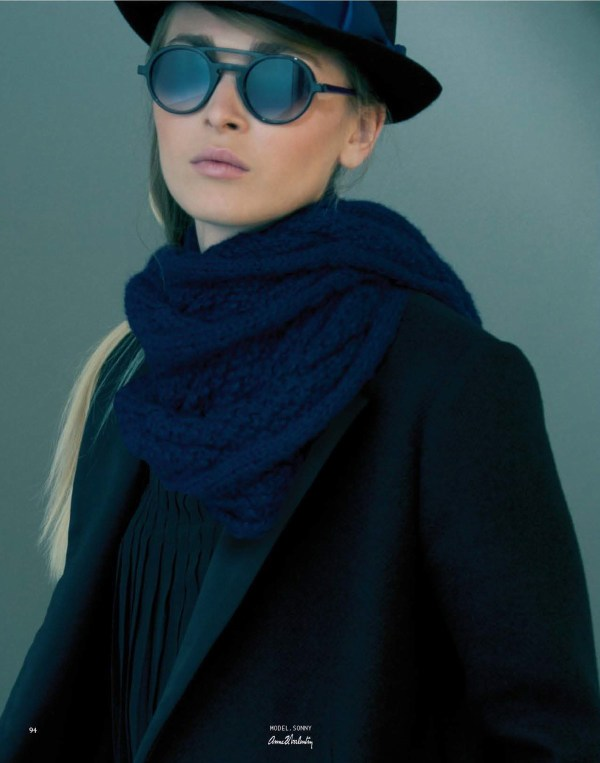 ANNE ET VALENTIN LOOKBOOK Silmo2013 メガネ写真集 70