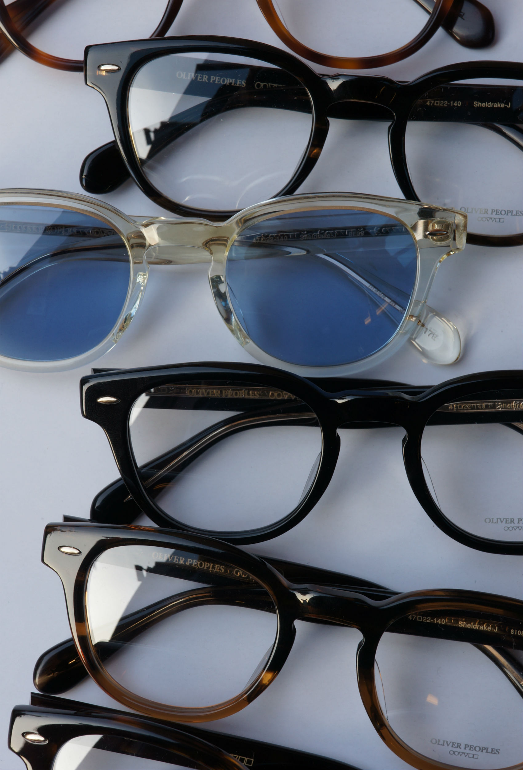 OLIVER PEOPLES Sheldrake-J BECR