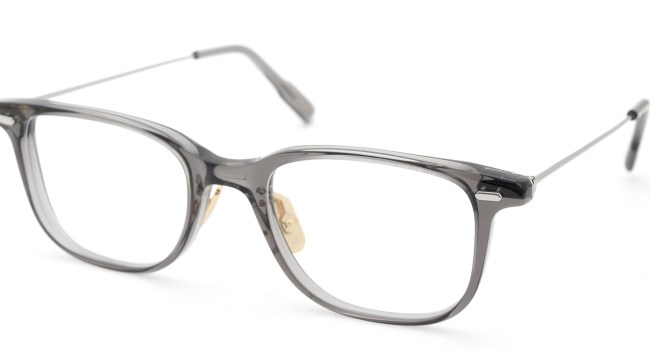 OG × OLIVER GOLDSMITH メガネ Re:MUST Col.117 6th-Collection