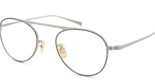 OG × OLIVER GOLDSMITH メガネ Re:TIPTON 47size リ:ティプトン Col.030 6th-Collection