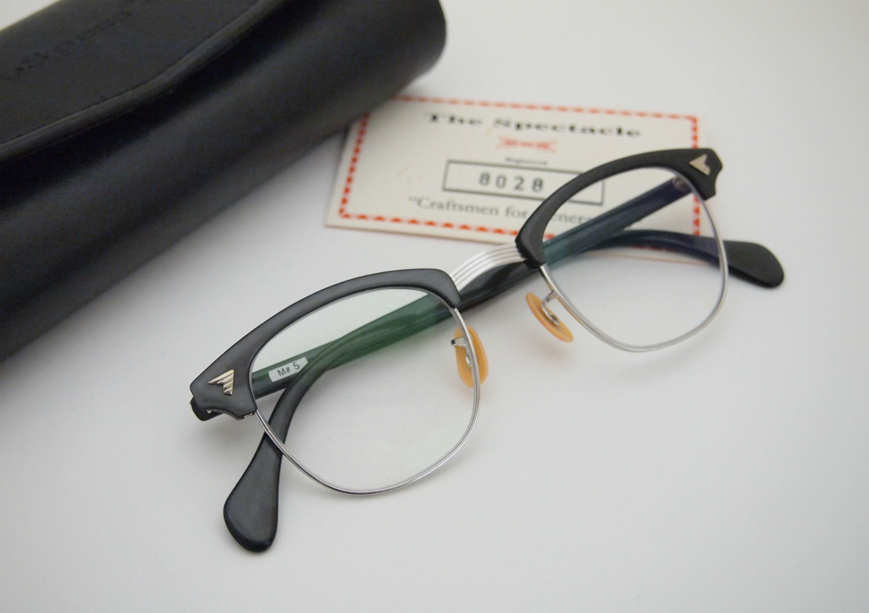 the Spectacle American Optical マルコムX