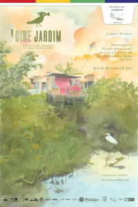 cópia de cartaz Cine Jardim divulgação internet