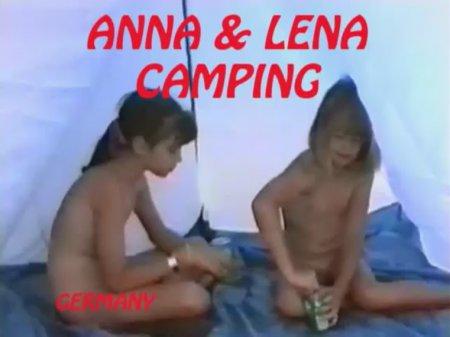nudism lea and sister holiday