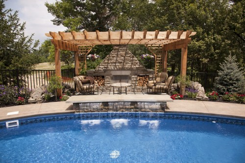 Classy Luxury Backyard Quest Outdoor Improvements That Add Value To Your Home Backyards Without S