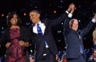 Four More Years, President Obama's Victory Speech