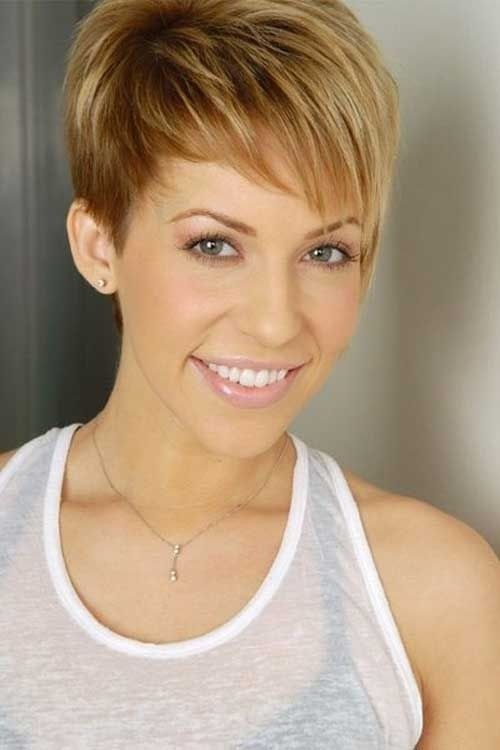 Short Hairstyles Oblong Face Shapes of 16 by Karen