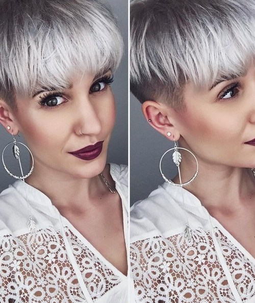 Short Summer Haircuts For Thick Hair : 20 funky hairstyles for short thick hair crazyforus